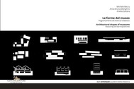 Le forme del museo - Architectural shapes of museums - copertina