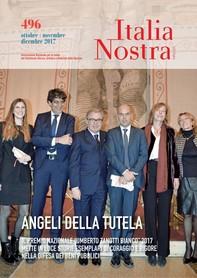 Italia Nostra 496 ott-dic 2017 - Librerie.coop