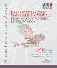 Rappresentazione materiale/immateriale - Drawing as (in) tangible - Librerie.coop