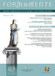 FormaMente n. 3-4/2018 - copertina