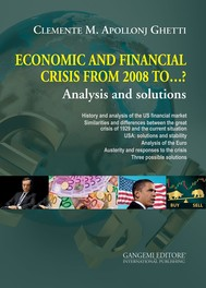 Economic and financial crisis from 2008 to ...? - copertina