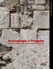 Archeologia e Progetto - copertina