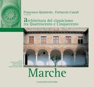 Architettura del classicismo tra Quattrocento e Cinquecento - Marche - copertina