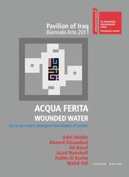 Acqua Ferita. Wounded Water - copertina