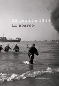 22 gennaio 1944. Lo sbarco - copertina