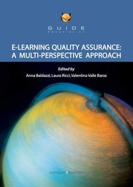 E-learning quality assurance: a multi perspective approach - copertina