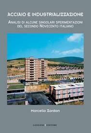 Acciaio e industrializzazione - copertina