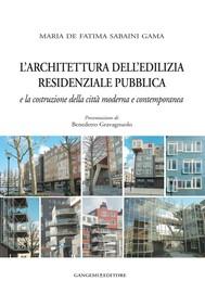 L'architettura dell'edilizia residenziale pubblica - copertina