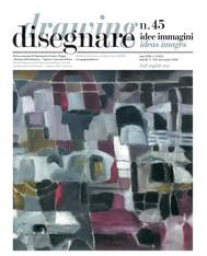 Disegnare idee immagini n° 45 / 2012 - copertina