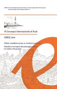 Città mediterranee in trasformazione - copertina