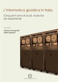 L'informatica giuridica in Italia - copertina
