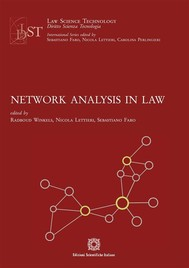 Network Analysis in Law - copertina