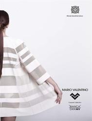 "Mario Valentino.""Bianca DXIXMV"" Capsule collection - copertina"