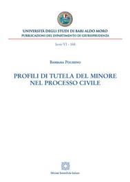 Profili di tutela del minore nel processo civile - copertina