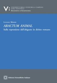Abactum animal - copertina