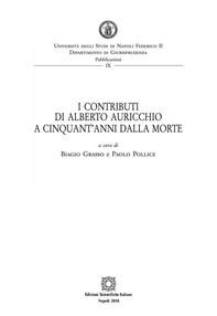 I contributi di Alberto Auricchio a cinquant'anni dalla morte - Librerie.coop