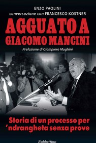 Agguato a Giacomo Mancini - copertina