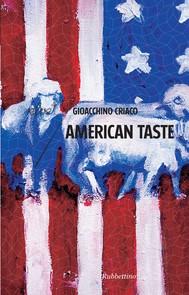 American taste - copertina