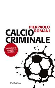 Calcio criminale - copertina
