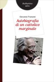 Autobiografia di un cattolico marginale - copertina