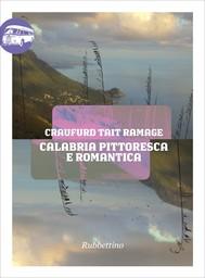 Calabria pittoresca e romantica - copertina