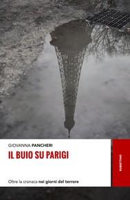 Il buio su Parigi - copertina