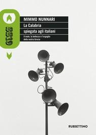 La Calabria spiegata agli italiani - copertina
