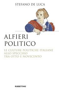 Alfieri politico - copertina