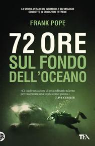 72 ore sul fondo dell'oceano - copertina