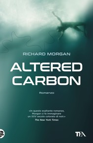 Altered Carbon - copertina