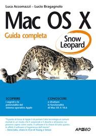 Mac OS X Snow Leopard - copertina