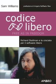 Codice Libero (Free as in Freedom) - copertina