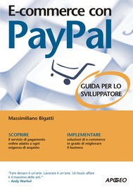 E-commerce con PayPal - copertina