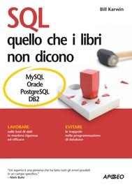 SQL - quello che i libri non dicono - copertina