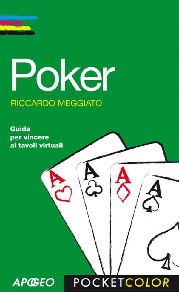 """Copertina """"Poker"""" di Riccardo Meggiato"""