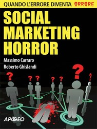 Social marketing horror - copertina