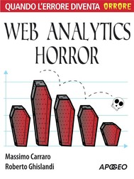 Web analytics horror - copertina