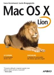 Mac OS X Lion - copertina