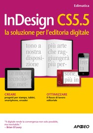 InDesign CS5.5 - copertina