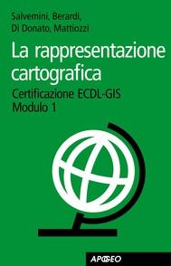 La rappresentazione cartografica - copertina