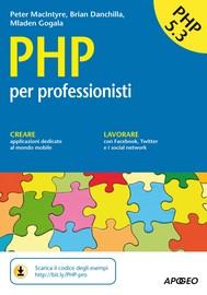 PHP - copertina