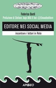Editore nei social media - copertina