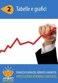 Applicazioni aziendali con Excel 2 Tabelle e grafici (PDF - Spicchi) - copertina