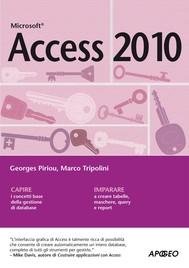Access 2010 - copertina