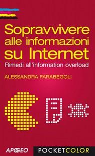 Sopravvivere alle informazioni su Internet - copertina
