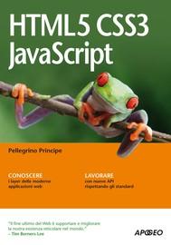 HTML5 CSS3 JavaScript - copertina