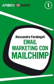 Email marketing con MailChimp (edizione Sushi) - copertina