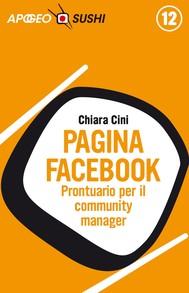 Pagina Facebook - copertina