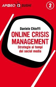 Online Crisis Management - copertina