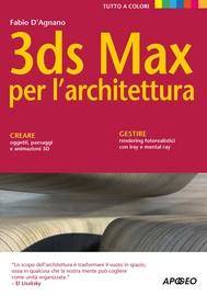 3ds Max per l'architettura - copertina